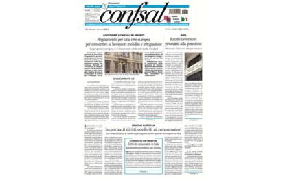 Giornale Conf.sal del 27 Febbraio 2014