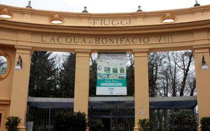 Convocazione Ministero Sviluppo Economico su terme di Fiuggi