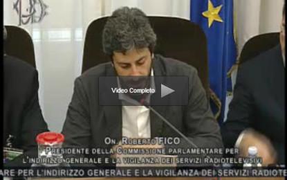 VIGILANZA RAI – Audizione sindacati telecomunicazioni