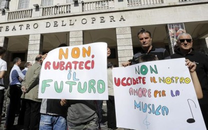 Lettera aperta al Sovrintendente Carlo Fuortes del Teatro dell'Opera di Roma