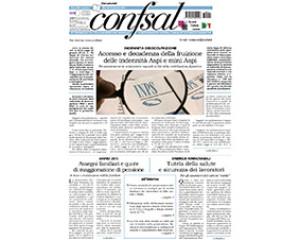 Giornale Confsal del 22 gennaio 2015