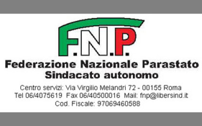 Sindacato FNP – informa