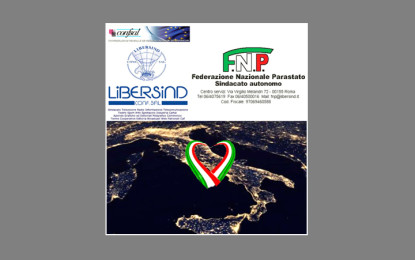 I sindacati Libersind e FNP aiutano le popolazioni terremotate tramite Associazione per Terracino di Accumoli (RI)