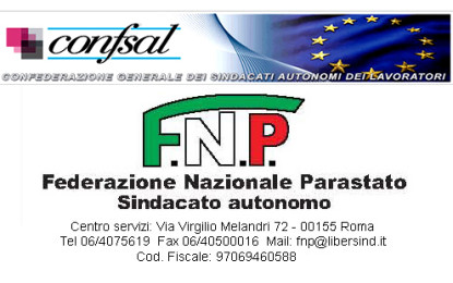 Comunicato FNP su figure apicali