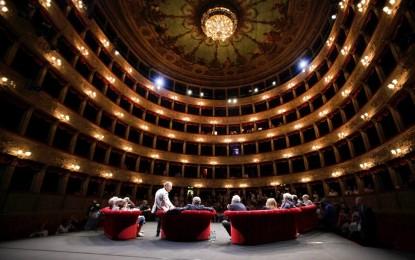 Comunicato stampa su Teatro Bellini di Catania