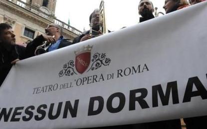 Intervista e riflessioni con la sindacalista Libersind Daniela Astolfi sui Teatri lirici italiani